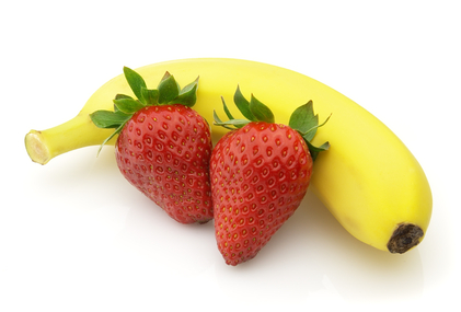Strawberry-Banana Flavor Packet