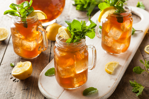 Iced tea, flavored teas and specialty coffees for your business