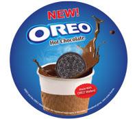 Oreo® Hot Chocolate