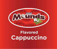 Mounds® Flavored Cappuccino