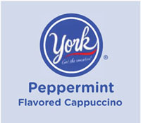 York® Peppermint Flavored Cappuccino